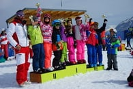 Group courses at the Ski School Reschenpass